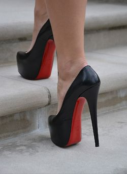 fdcff2bf63b lou-boutin: Christian Louboutin - Daffodile | These Shoes Were Made ...