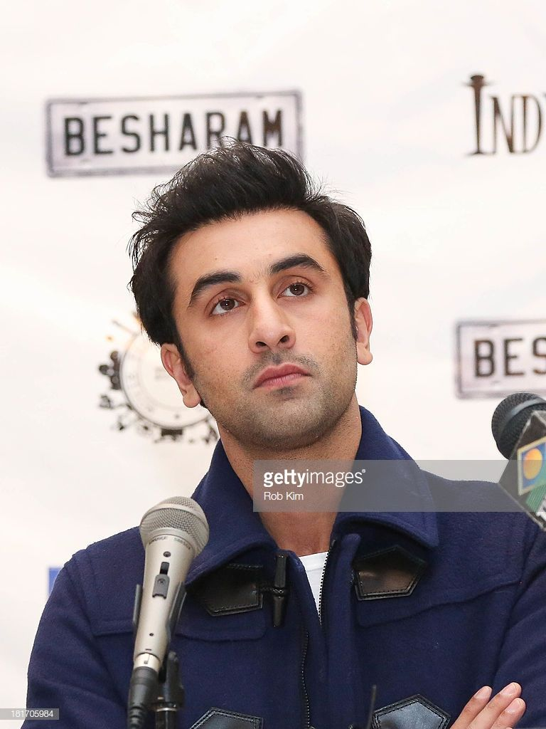 """Besharam"" - Press Conference | Ranbir kapoor, Stock ..."