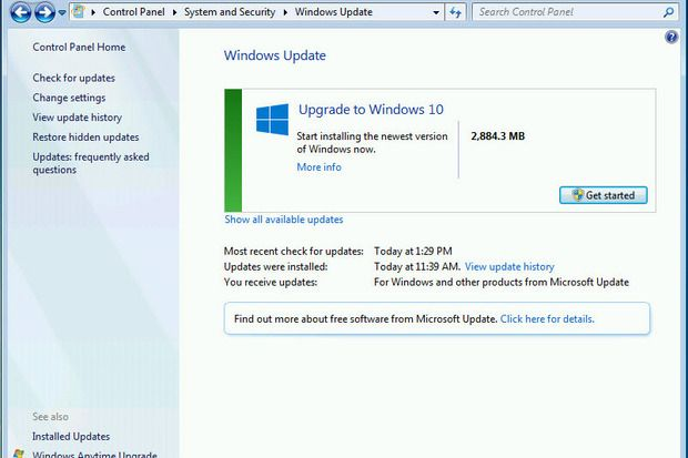 Users Seethe As Windows 10 Arrives While Their Backs Are Turned With Images Windows 10 Windows Computer Windows