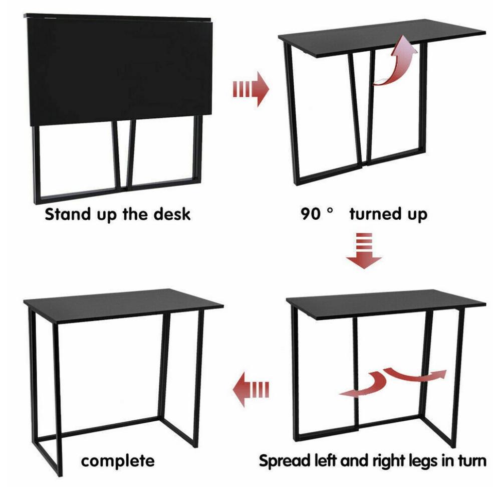 Daily Deal Desks Laptop Desk Untilgone Com Laptop Desk Desk Folding Desk