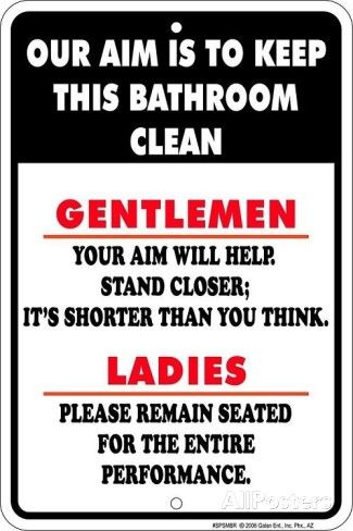 Funny Bathroom Signs Funny Signs Funny Bathroom Signs Just For