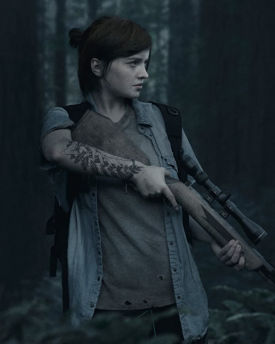 New Cosplay Of The Last Of Us Part Ii Neil Duckmann The