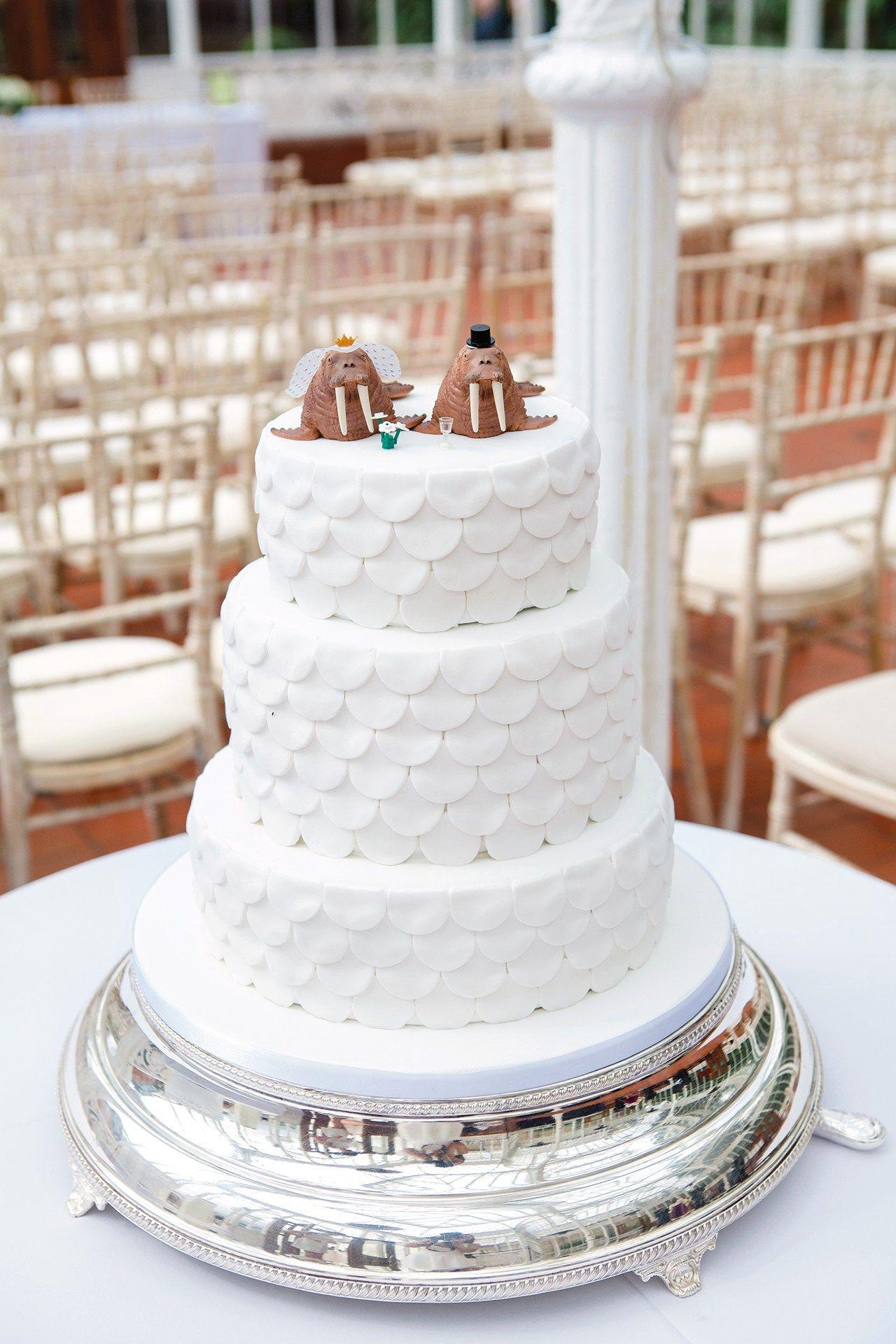 Wedding Cake Toppers (BridesMagazine.co.uk)   Wedding cake, Unique ...