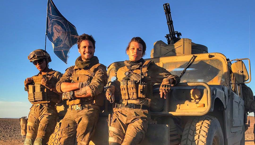 First Set Photos From Hollywood Made Monster Hunter Live Action Movie Https Nichegamer Com 2018 11 1 Monster Hunter Movie Monster Hunter Monster Hunter World