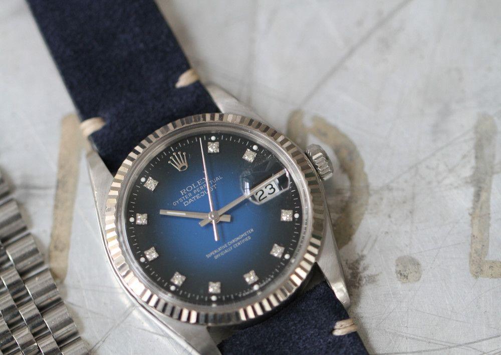#Rolex #Datejust #16014G #1985 #steel #whitegold #watch #vintage #diamonds #steinermaastricht #maastricht #thenetherlands