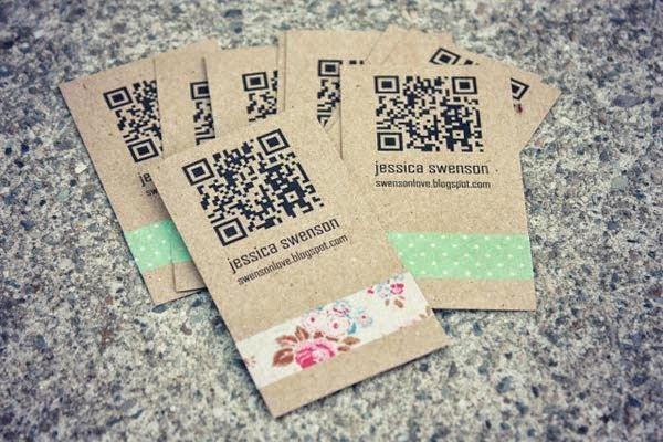 Diy business card ideas graphics pinterest business cards diy business card ideas colourmoves Choice Image