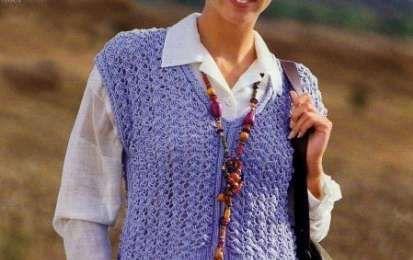 nuovo stile d2e46 cd6ea Crea con i lavori a maglia un bellissimo maglioncino a punto ...
