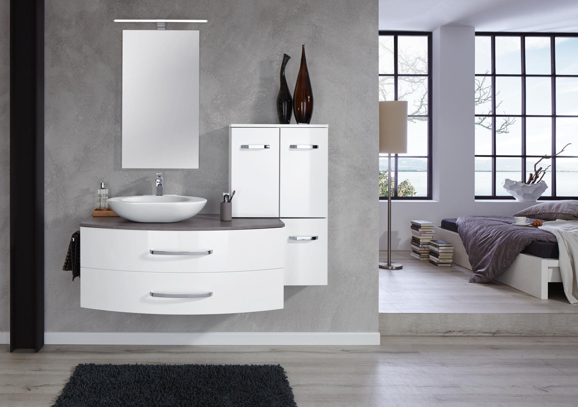 Hochwertiges und edles Badezimmer von DIETER KNOLL | Badezimmer in ...