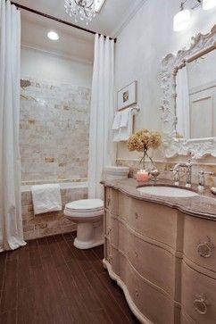 Vintage Glam Bathroom Shabby Chic Bathroom Dream Bathrooms