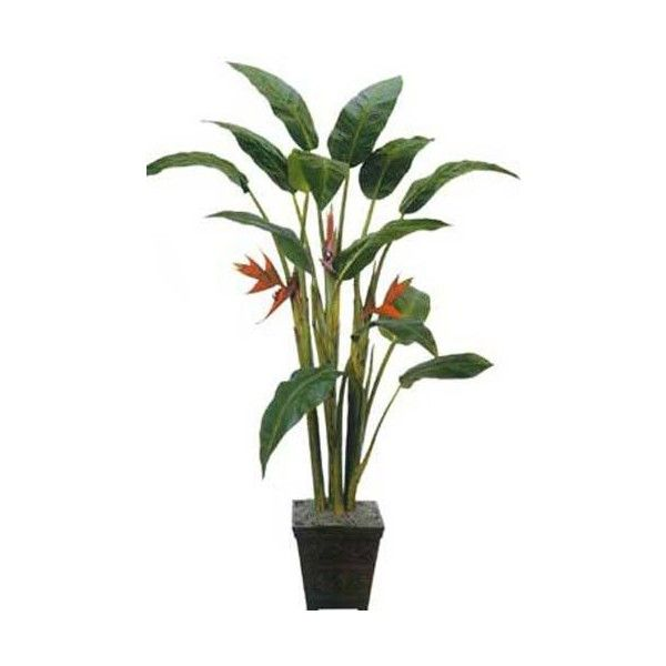 Artificial House Plants 7 foot Tall Giant Heliconia Tree ($230 ...
