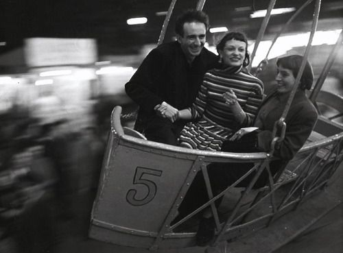 Photo: Robert Doisneau 1953