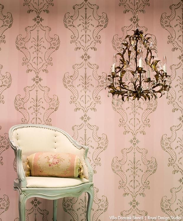 Good La Vida Dolce: Italian Style Decorating With Stencils   DIY Wall And  Furniture Interior Design Ideas