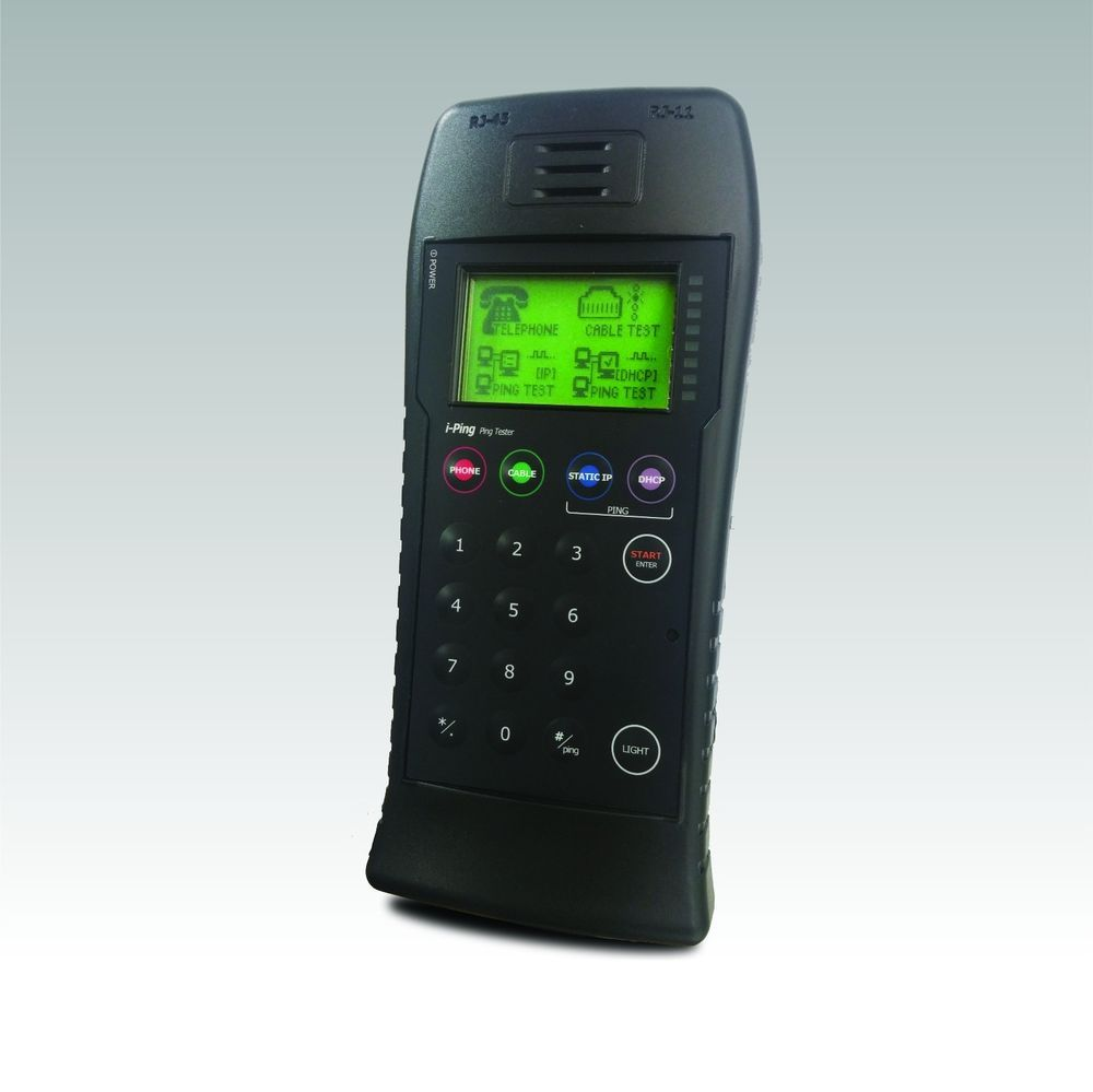 Becs Cable Multi Internet Tester High Speed Ethernet Automatic Mdi Mdi X Becs