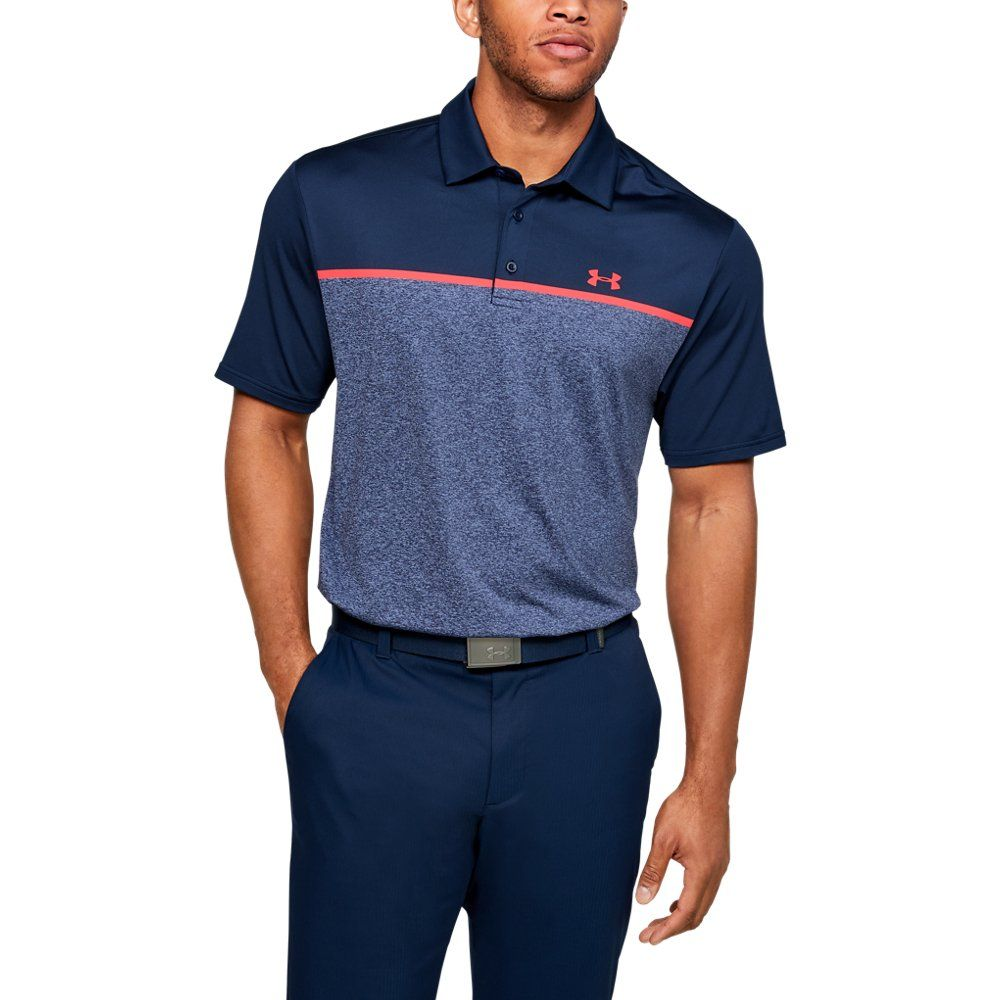Photo of Under Armour Mens Playoff Polo 2.0 – Navy, XXX-Large