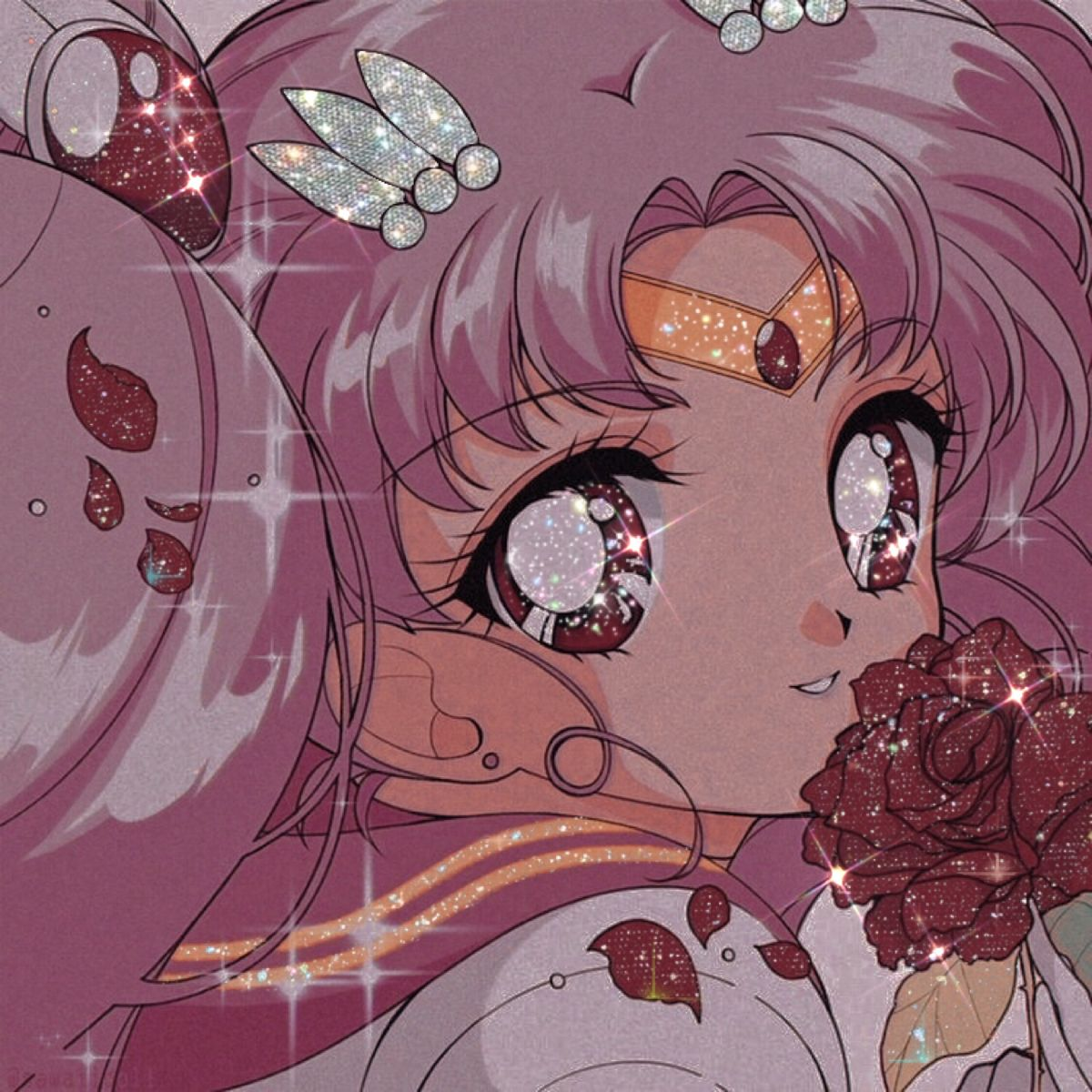 Photo of —— Anime 90s aesthetics || go to my page for more ◠‿◠
