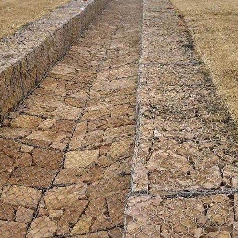 Gabion Stormwater Channel In 2019 Drainage Solutions
