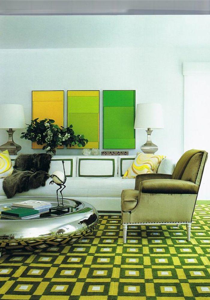 la moquette pas cher o la trouver tapis pinterest moquette vert jaune et leroy merlin. Black Bedroom Furniture Sets. Home Design Ideas