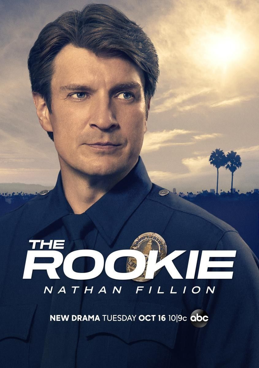 Pin By Abiardom On The Rookie The Rookie Movie Nathan Fillion Movie Tv