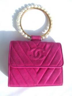 Home Vintage Chanel Vintage Chanel Bag Chanel Pearls