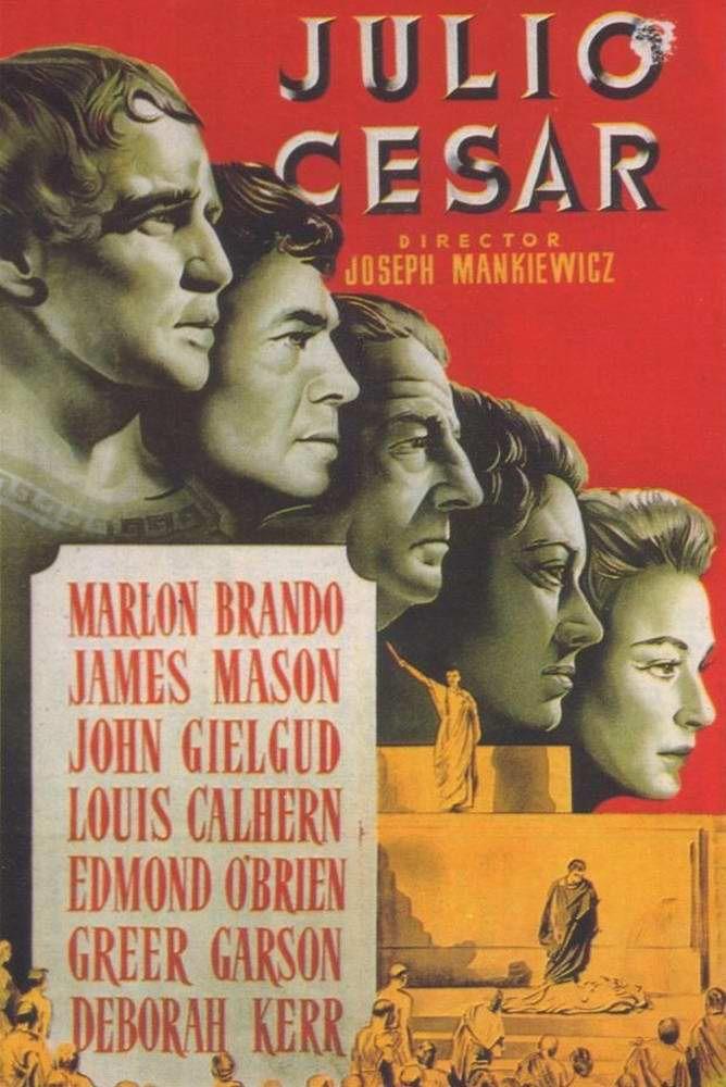 Resultado de imagem para JÚLIO CÉSAR 1953
