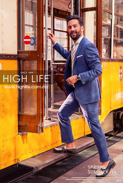 Una vestimenta sublime convierte a su portador en una figura única de nivel superior. #HighLife #NewArrivals