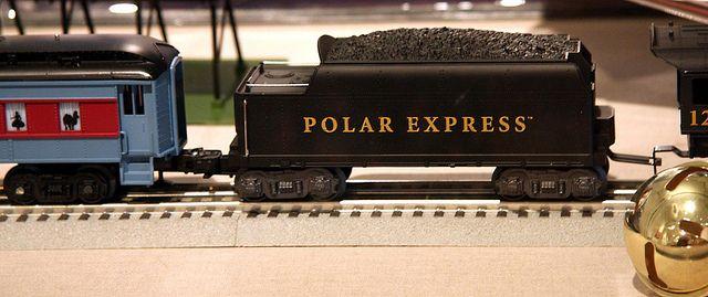 polar express lego train set # 38