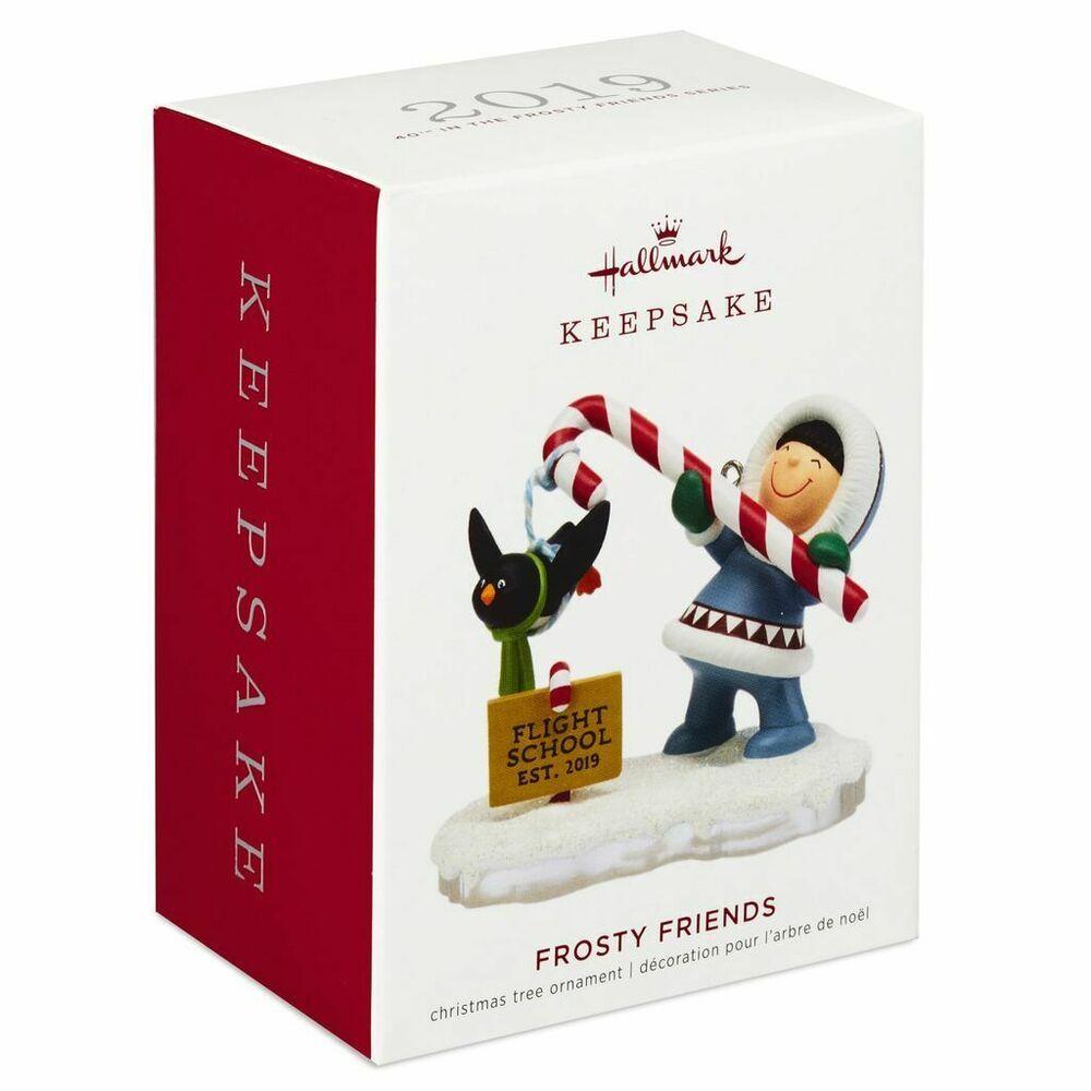 Sweet Friendship Christmas Tree Hallmark Keepsake Ornament New In Box