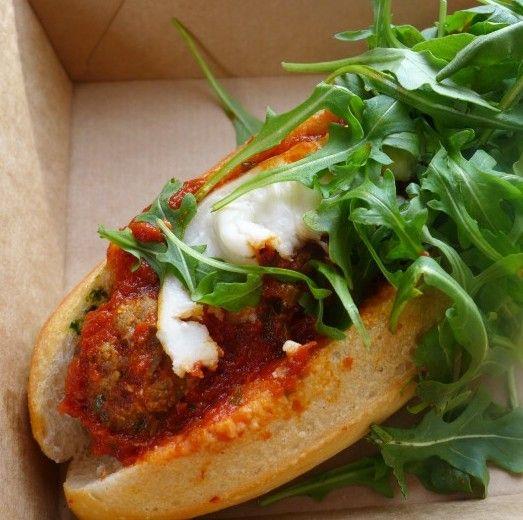 eat all the smith & deli sandwiches - #6, maury ballstein