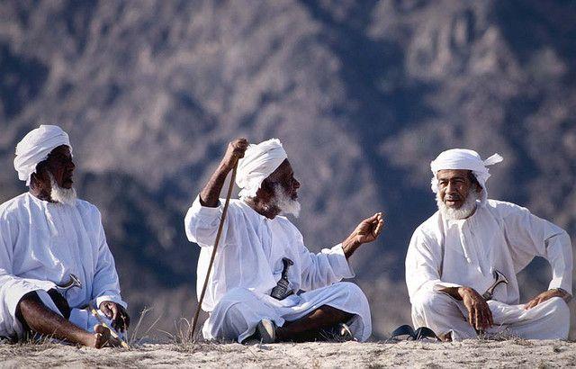 Oman 034 Oman Sultanate Of Oman Arab Men