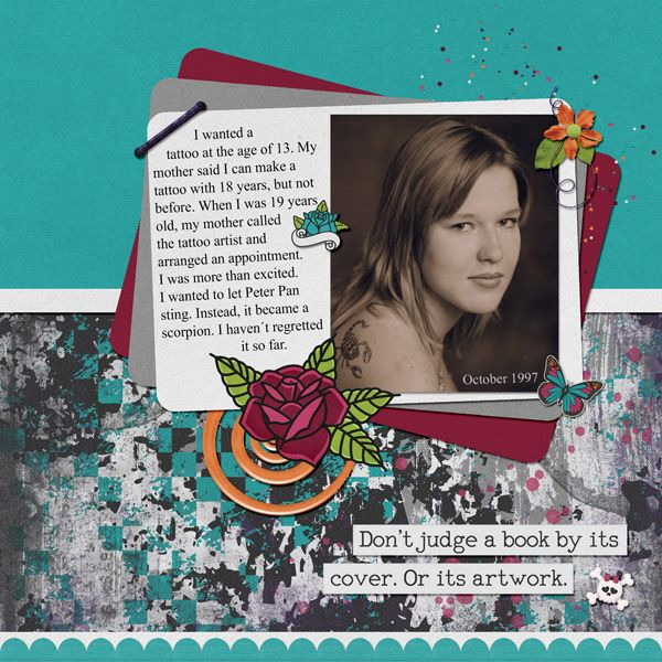 New Release by BoomersGirl Designs: Gettin´ Inked http://store.gingerscraps.net/Gettin-Inked-BGD.html and Former Friday Freebies 1 by Miss Fish Templates http://store.gingerscraps.net/Former-Friday-Freebie-Templates.html
