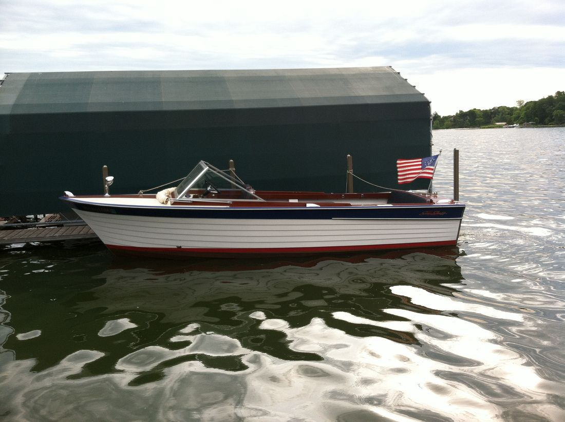 1965 Chris Craft 22 Sea Skiff Great Boats For Sale