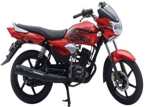 New TVS Phoenix 125CC Bike Price, Features and Specification