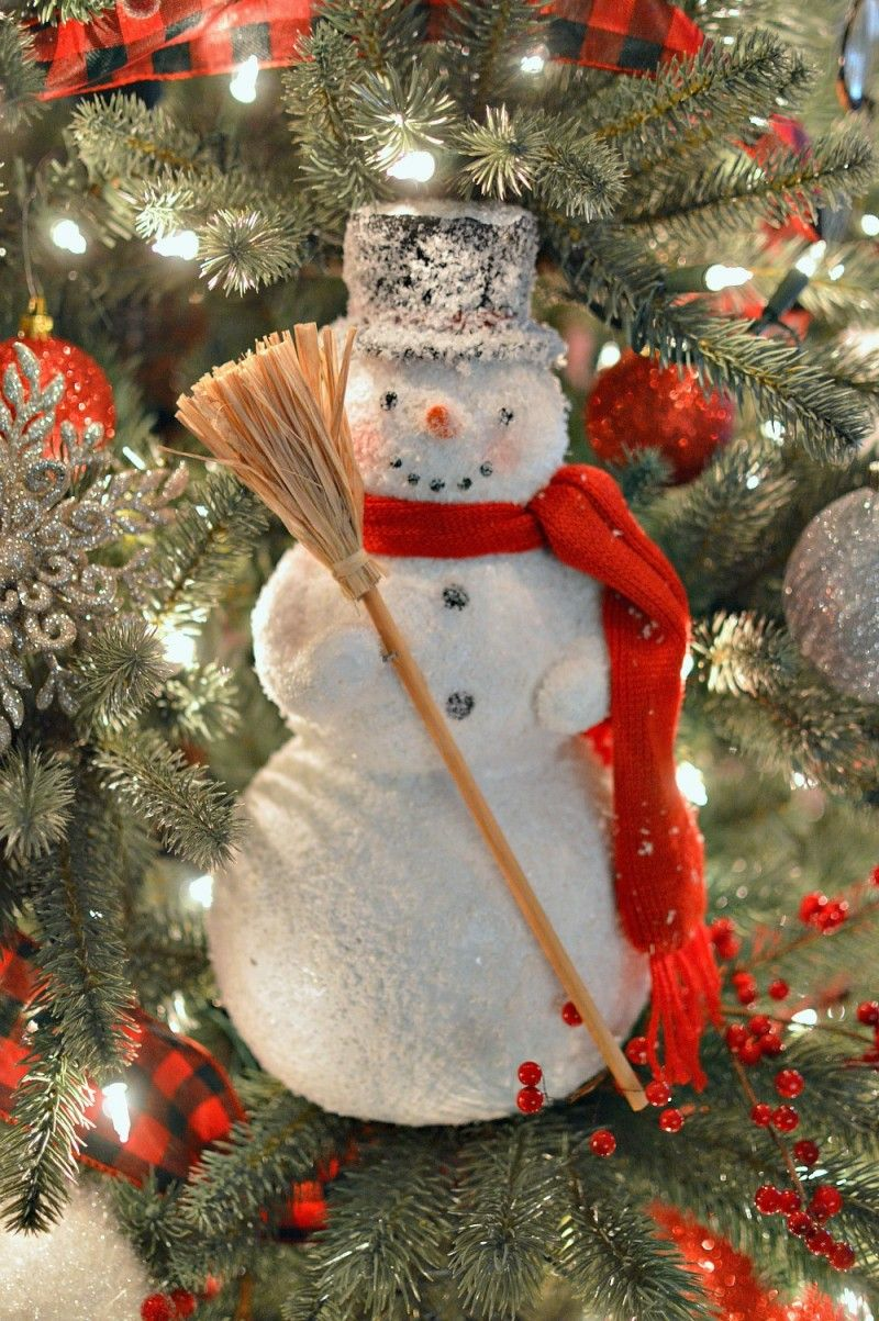 frosty the snowman home decor as extra large christmas tree ornament - Extra Large Christmas Ornaments