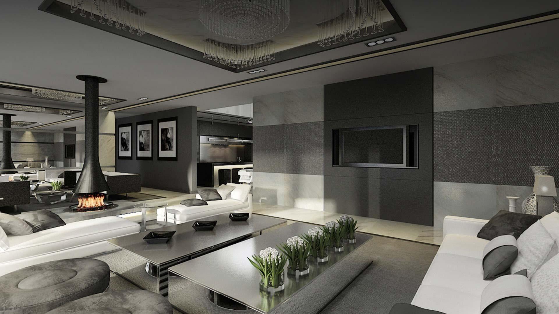 15 Top Modern House Interior Designs For 2019 Interiores
