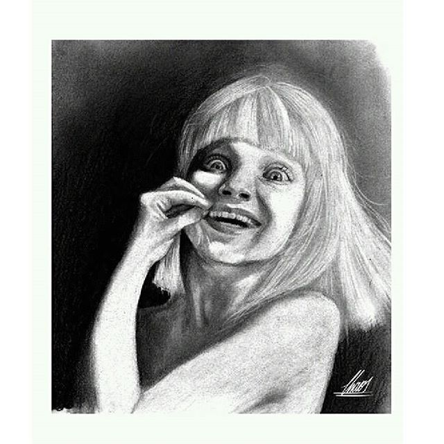 Estudo - Maddie Ziegler - Big Girls Cry (SIA)  #arts #art_realisme #art_collective #drawing #artesnoinsta #desenh4ndo #drawing_feature #drawing_pencils #artist_features #sharemyarts #drawings #study #sia #dancer #ballet #balletfitness #insane #maddieziegler #d2gallery