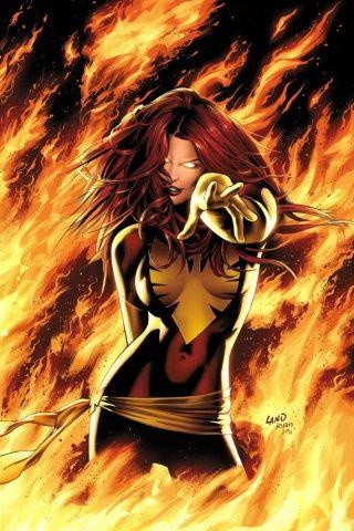 X Men Dark Phoenix Android Wallpaper Hd Phoenix Marvel