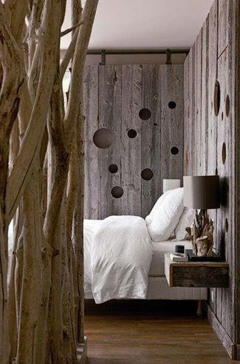 remarkable bedroom wall shelves ideas | 35 Remarkable Rustic Bedroom Wall Decorating Ideas # ...