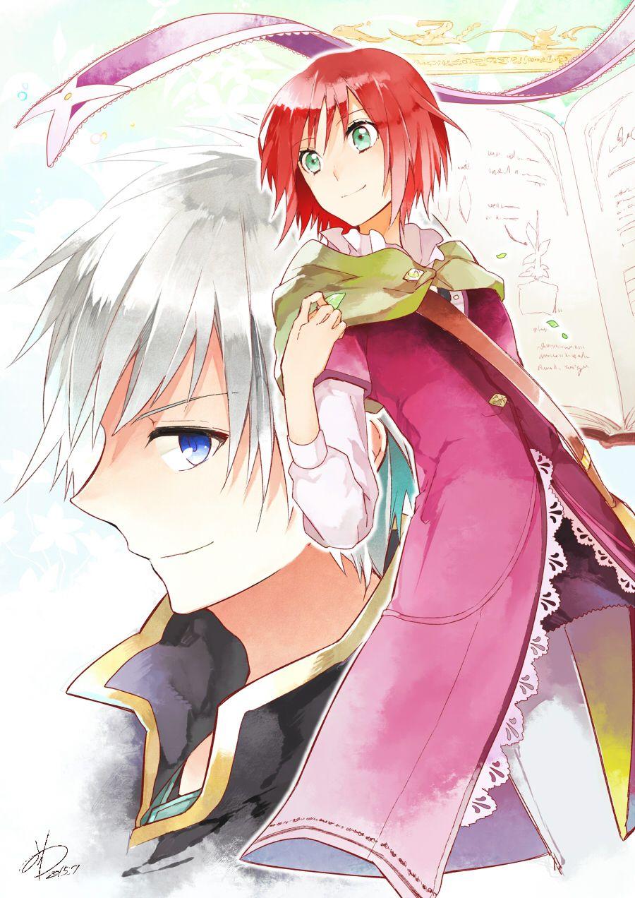 Zen Wistalia Shirayuki Snow White With The Red Hair Akagami No Shirayukihime Red Hair