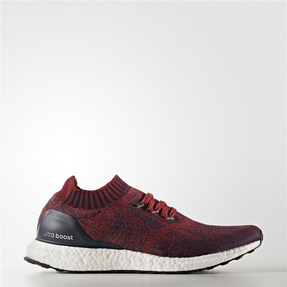 ee7db2cd2b614 Adidas ULTRABOOST Uncaged Shoes (Mystery Red   Collegiate Burgundy   Collegiate  Navy)