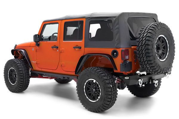 Superior Accessories For The Jeep Wrangler Unlimited 2013