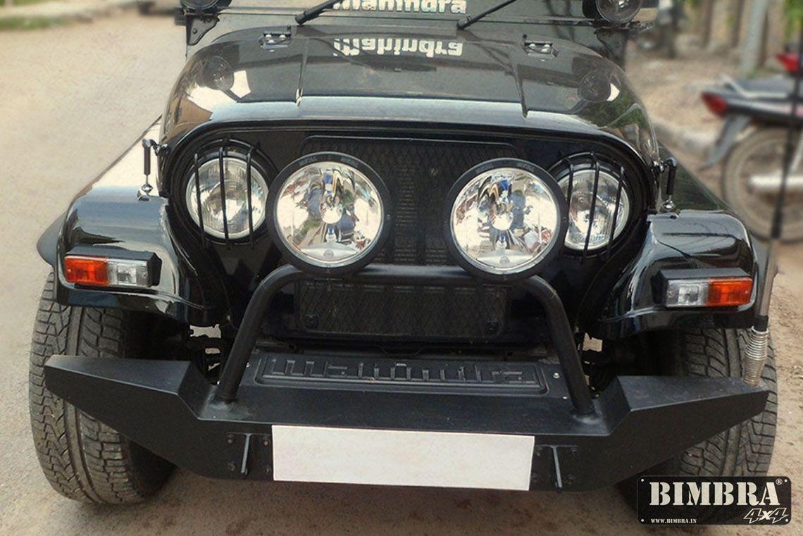 Mahindra Thar Bimbra Jeep Mahindra Thar Modified Mahindra Thar