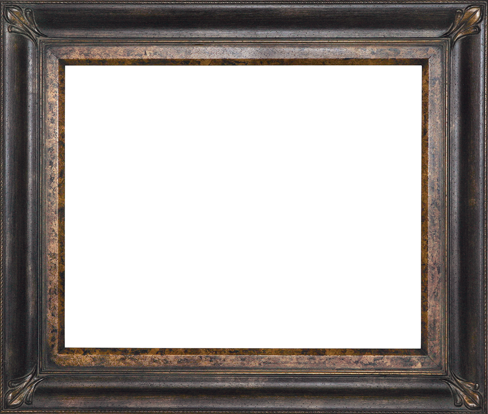 Black and Gold perfect for an outdoor pictures. Picture Frame 139 ...
