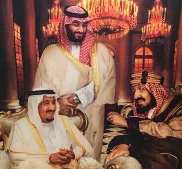 الملك المؤسس والملك سلمان والأمير محمد بن سلمان Crying Girl Drawing Saudi Arabia Culture National Day Saudi