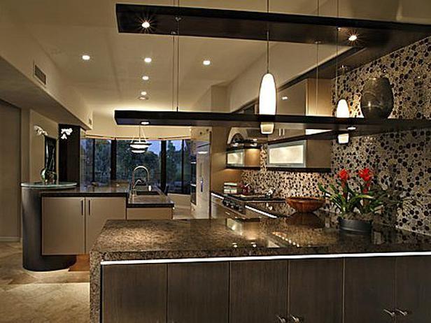 Design Ideas For Kitchen Shelving And Racks