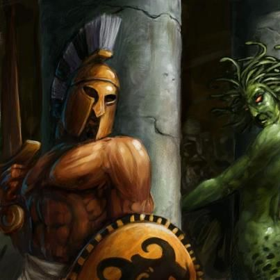 Perseo Medusa Perseus And Medusa Medusa Greek Mythology Perseus Greek Mythology