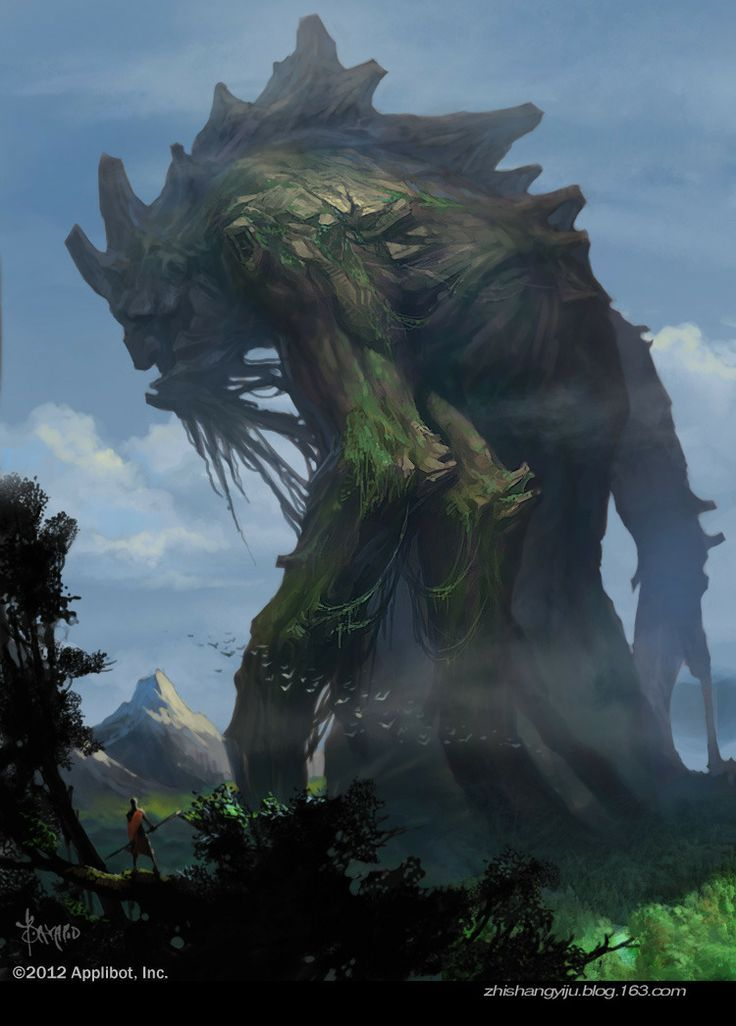 나무 골렘