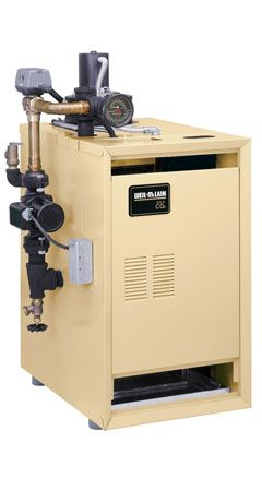 Weil-McLain CGt Gold Series Gas Boiler | Heating and Cooling ...