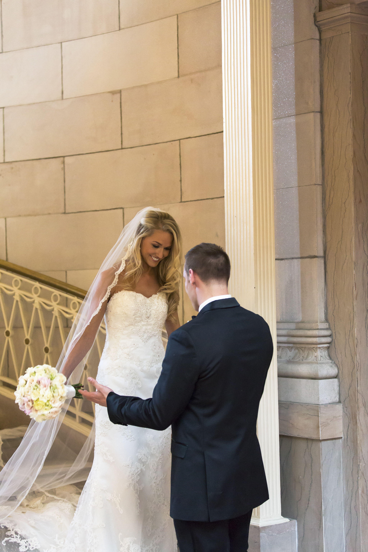 The Hartford Society Room Wedding Connecticut City Hall