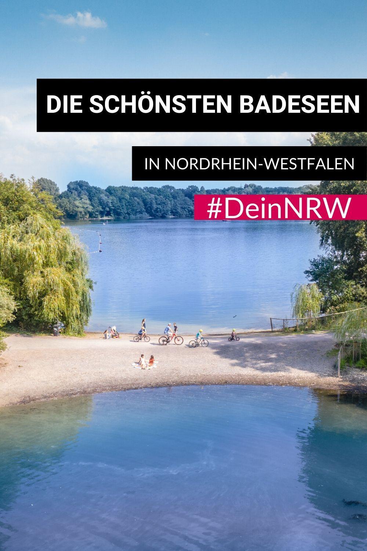 Die Schonsten Badeseen Nrw In 2020 Badesee Freibad Ausflug
