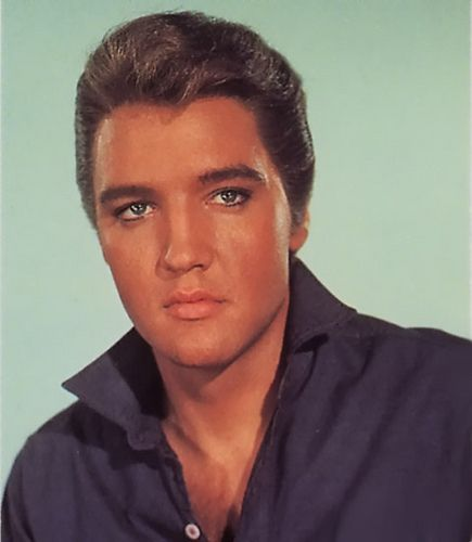 Elvis Presley In Kissin Cousins Movie With Blond Hair In 2020